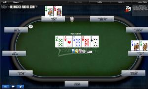 Cash Table on ACR