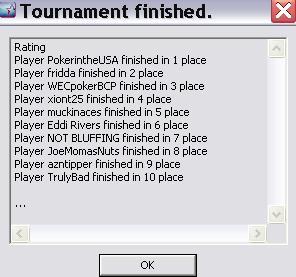 $10K Satellite win