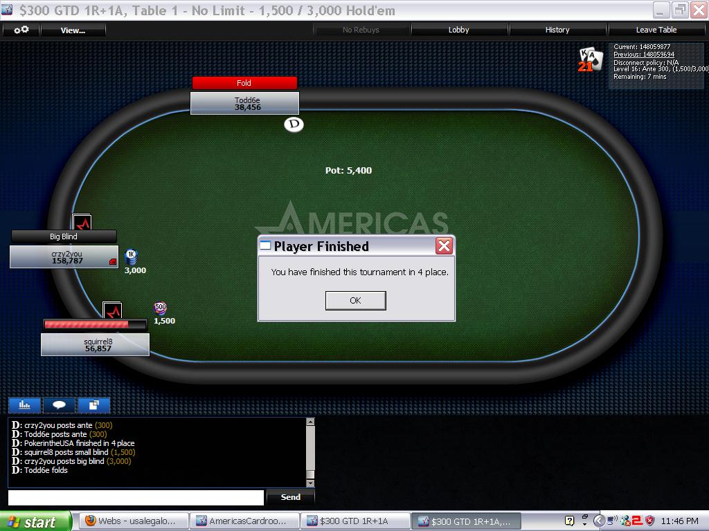 poker buy in