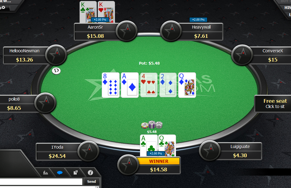 The Beast On Acr Online Poker Update