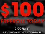 $100 Free Rolls on ACR