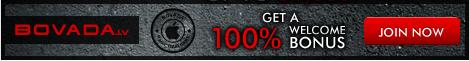 Bovada 100% Poker Bonus