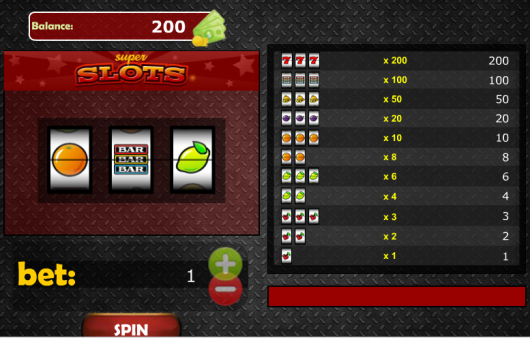 Classic Slots on K8