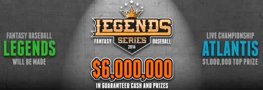Legends Series on DraftKings