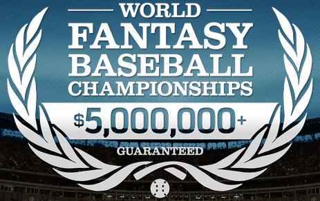 World Fantasy Baseball Championship on Fan Duel