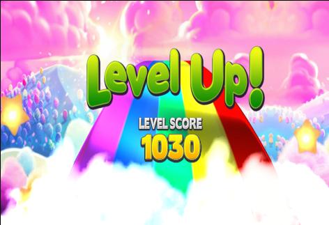 Level Up on Sugar Pop