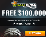 Play DraftKings in Week One