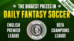 DraftKings Daily Fantasy Soccer