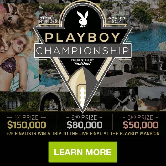 Playboy Championship on Fanduel