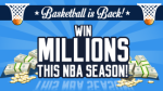 Win Millions this NBA Season
