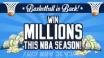 Win Millions this NBA Season