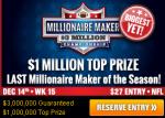 Week 15 Millionaire Maker