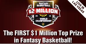 $1 Million Dollar Fantasy Basketball Championship