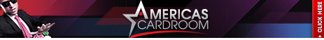 Use your BTC on Americas Cardroom