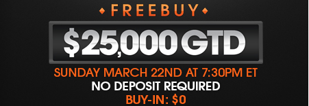 $25K FreeBuy Tournament