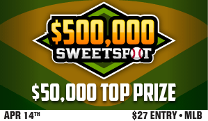 APR 14th $500K Sweetspot