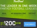 Fan Duel Football