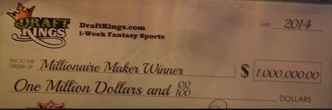 Photo courtesy DraftKings.com