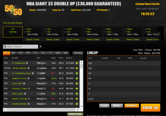 draftkings-nba-draft-room