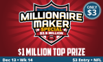 $3 Millionaire Maker Special