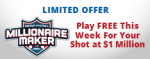 Free Millionaire Maker Entry