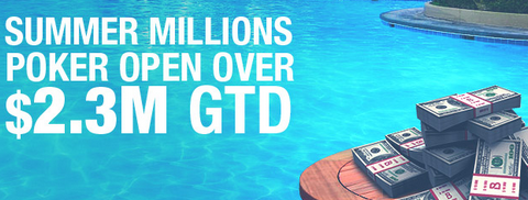 Summer Millions Poker Open